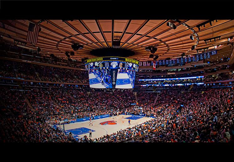 Las arenas más viejas de la NBA