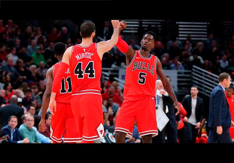 Los Bulls como el ave fénix