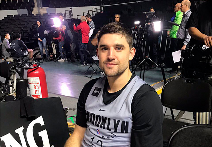 Uno a uno con Joe Harris