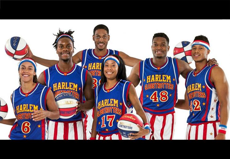 Lo mejor de los Harlem Globetrotters en 2017