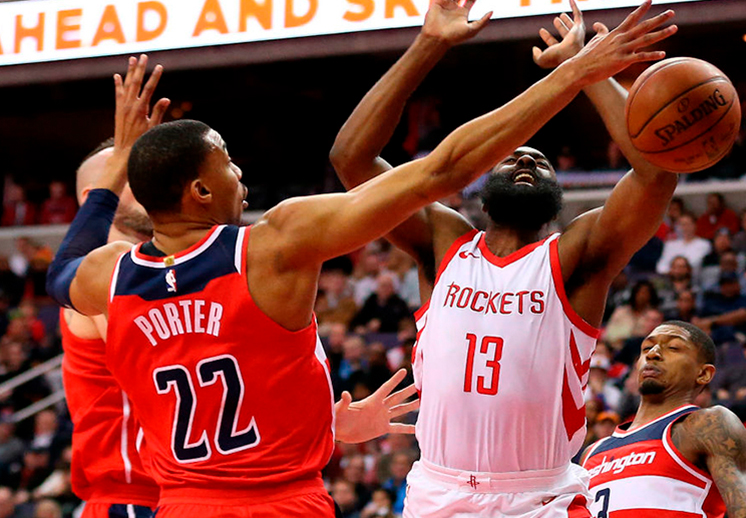 Houston, los Rockets en problemas