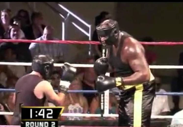 Shaq vs Oscar de la Hoya