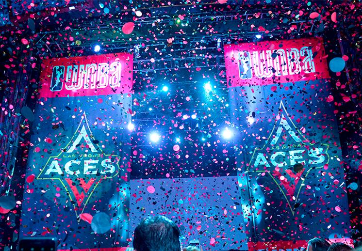 La WNBA llega a Las Vegas