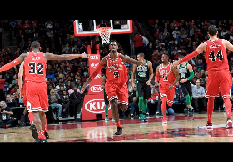 Bulls a la alza