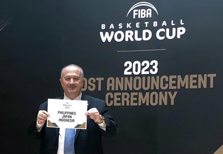 La Copa del Mundo 2023 se celebrará en Filipinas / Japón / Indonesia