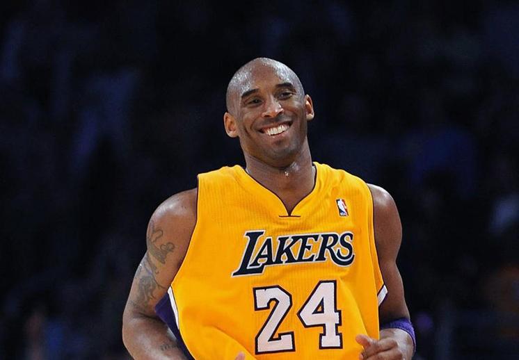 Kobe sigue activo en el basquetbol