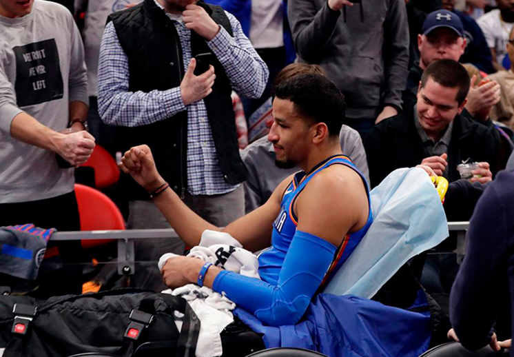 No paran las lesiones en la NBA