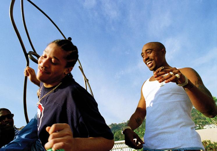 Chi Modu el fotógrafo de la era dorada del Hip Hop