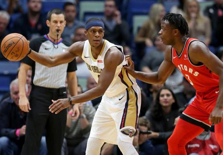 La NBA rinde un tributo al trabajo en equipo