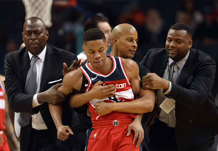 "Semana de ""pleitos"" en la NBA"