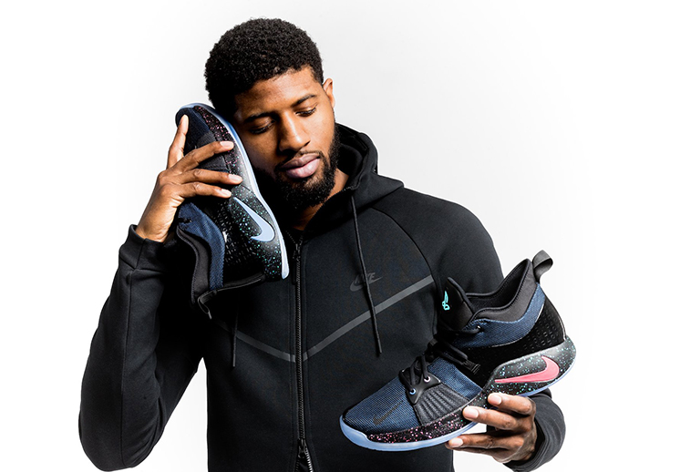 Paul George y PlayStation se unen para lanzar los PG2