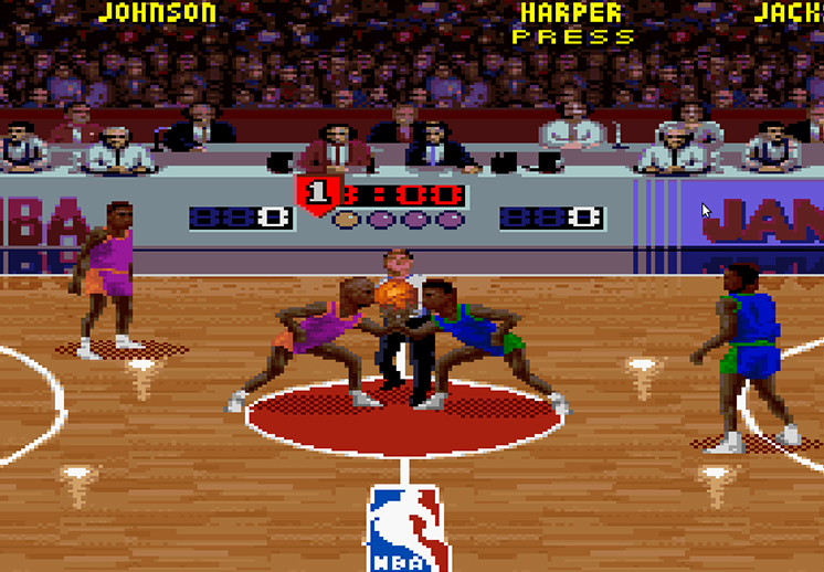 Se cumplen 25 años de NBA JAM