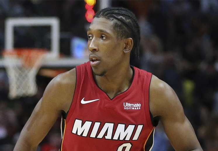 Josh Richardson salvó al Heat