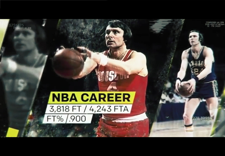 ESPN: Sport Science – Rick Barry