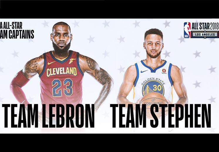 Listos los equipos para el All Star 2018