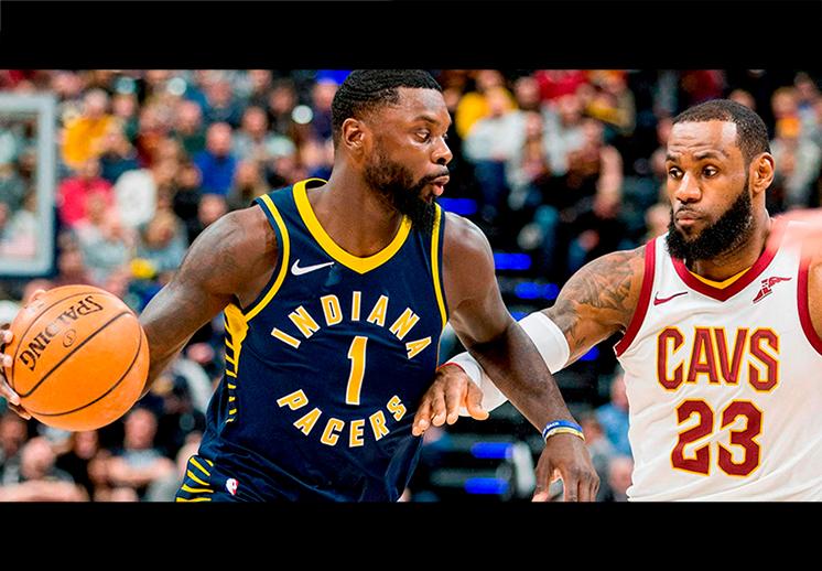 Los Pacers le dieron un empujón más a Cleveland