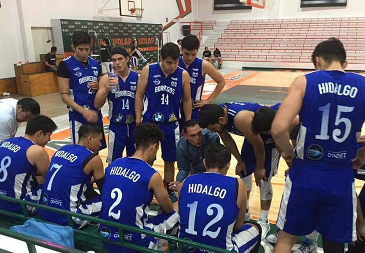 Una charla con Sergio Molina coach de los Borregos del Tec Hidalgo
