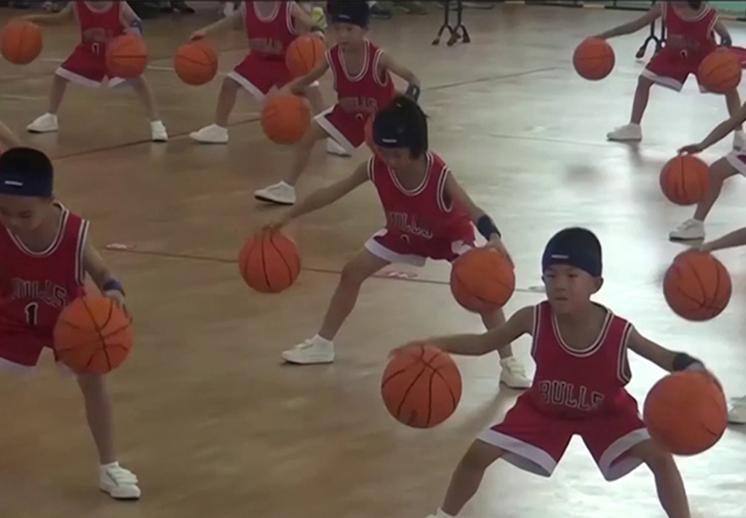 El sueño del basquetbol