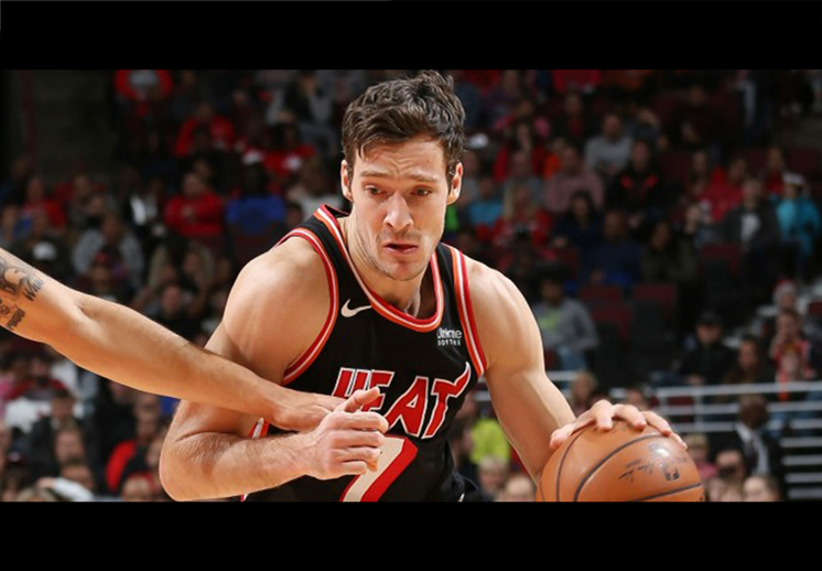 Goran Dragic se integra al Team LeBron