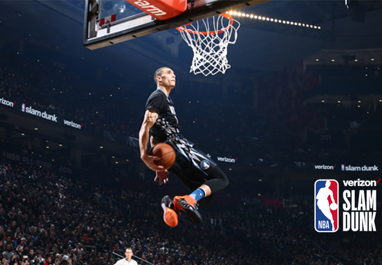 Los dunks perfectos de la historia del All-Star Game