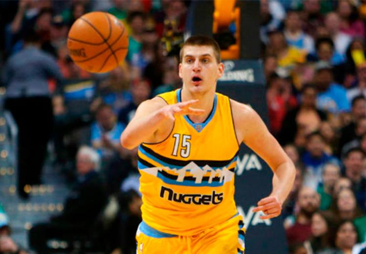 Nikola Jokic, la joya de los Nuggets