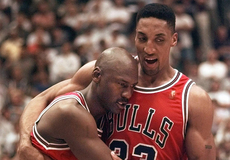 4 juegos memorables de Michael Jordan