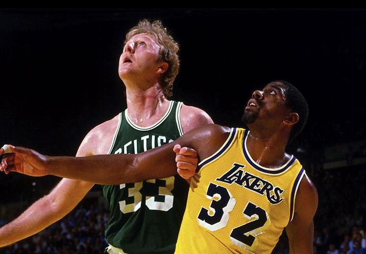 La rivalidad Lakers-Celtics