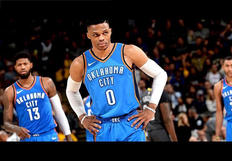 Westbrook y el Thunder han tomado revancha