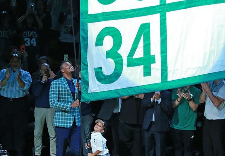 Paul Pierce se convirtió en una leyenda
