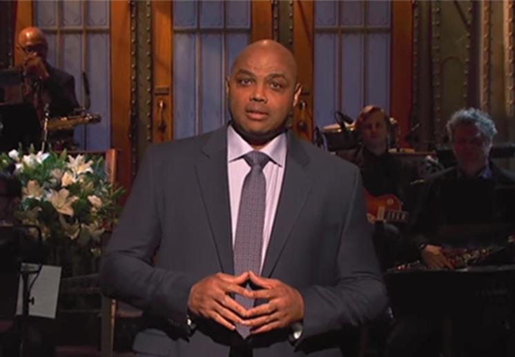 Charles Barkley en Saturday Night Live (SNL)