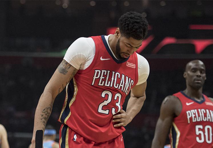 Pelicans y Blazers sorprenden en el Oeste