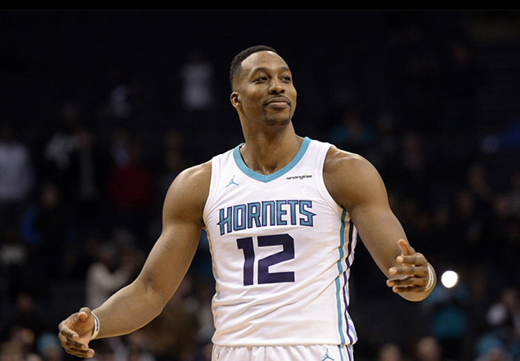 Los Hornets y Dwight Howard vuelven a ser noticia