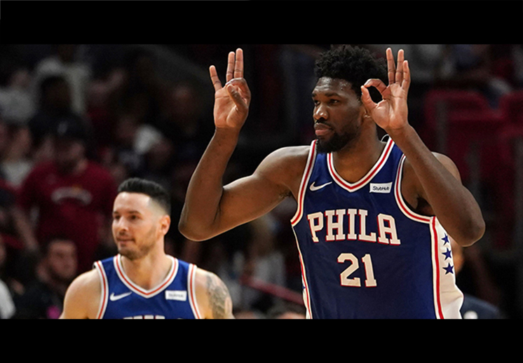 El Trust The Process sigue dando buenos frutos