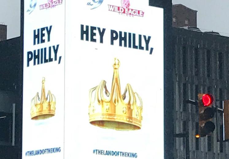 Cleveland responde a Filadelfia