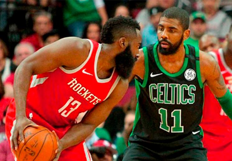 Nadie puede parar a los Rockets