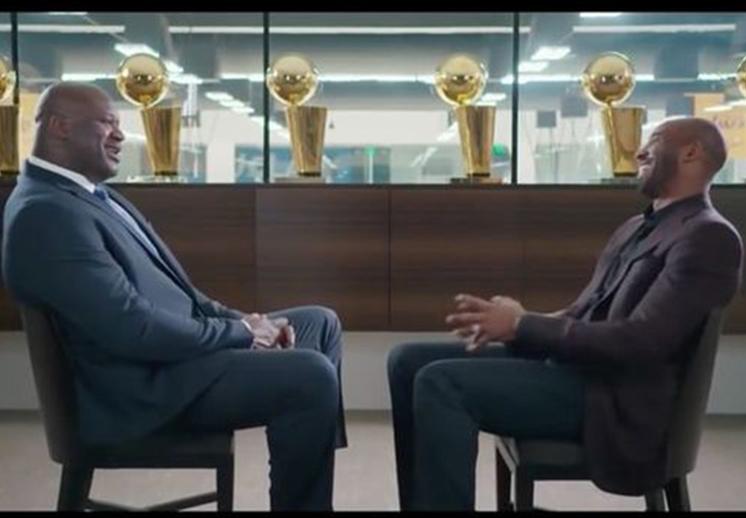 La entrevista de Shaq y Kobe (Completa)