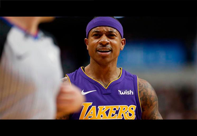 Isaiah Thomas no jugará más con Lakers