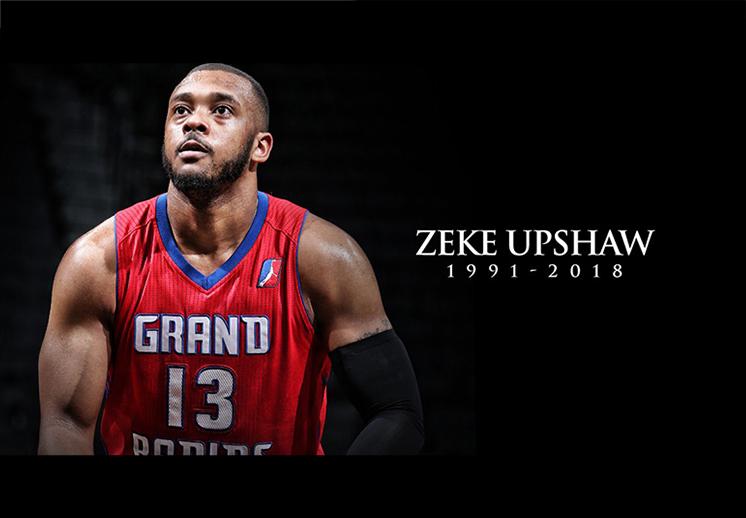 La tragedia de Zeke Upshaw