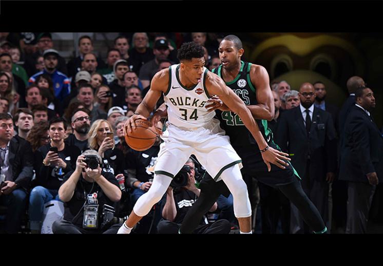 Giannis Antetokounmpo el verdugo de los Celtics
