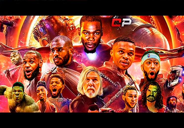 Los Avengers de la NBA