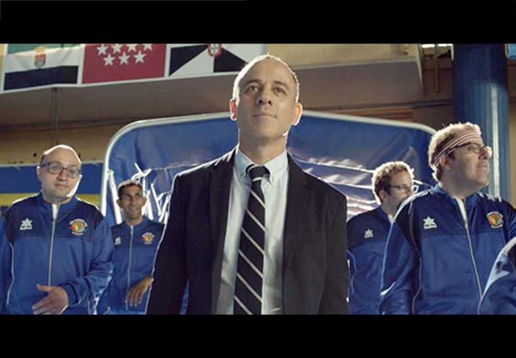 Campeones: Nueva película de basquetbol (Tráiler)