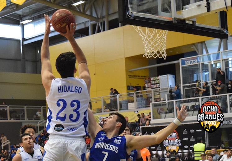 Borregos Hidalgo buscarán el bicampeonato de la Liga ABE