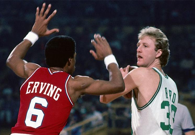 La rivalidad entre 76ers vs Celtics