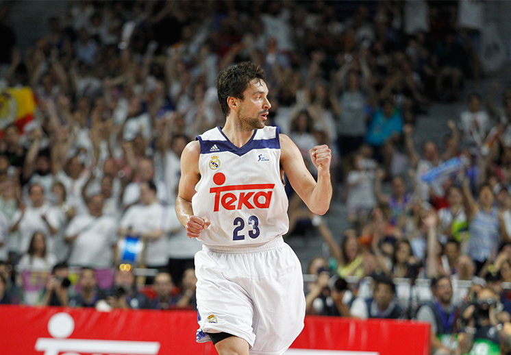 Sergio Llull regresa con Real Madrid