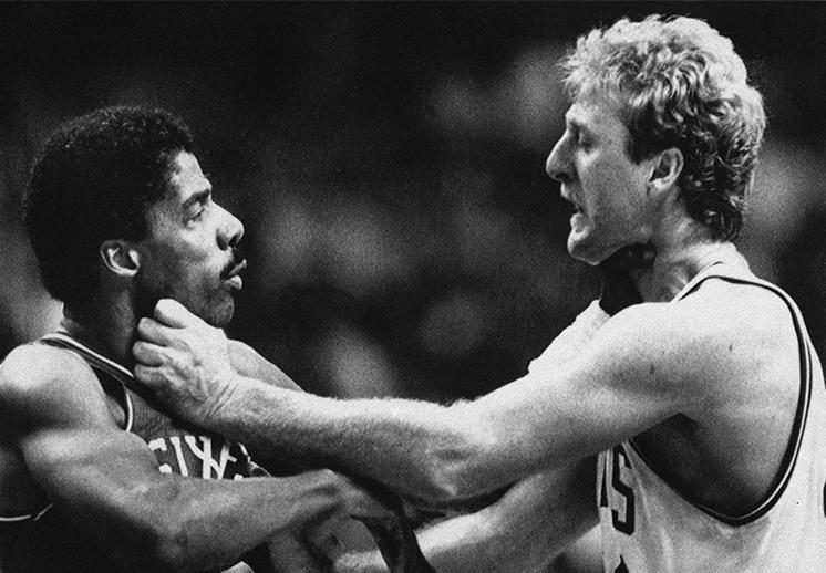 Peleas en la NBA