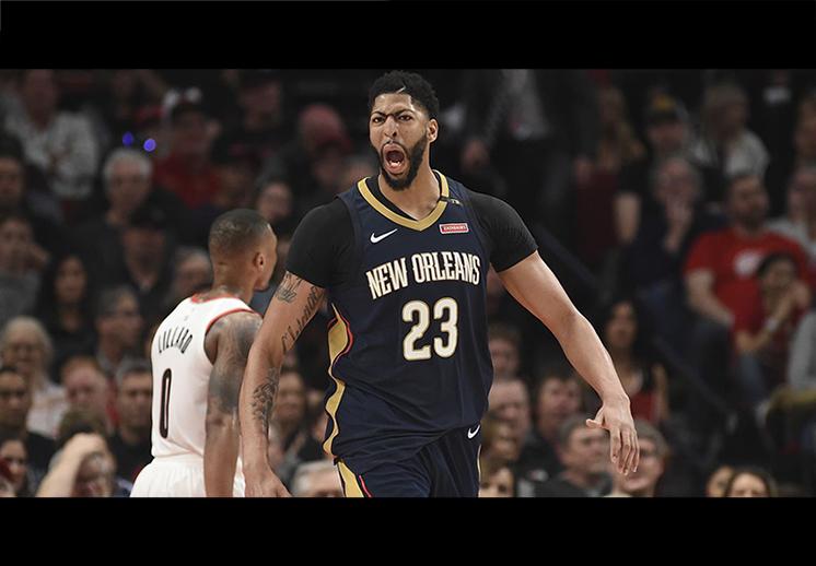 Los Pelicans han dominado a los Blazers