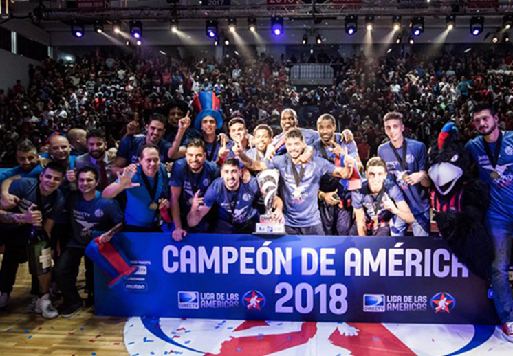 San Lorenzo campeón de la Liga de las Américas