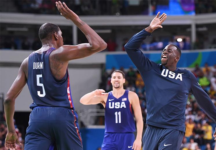 Preparan el camino para el nuevo USA Team