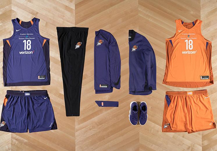 Llega la nueva imagen de la WNBA