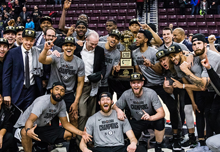 Austin Spurs campeones de la NBA G League 2017-18